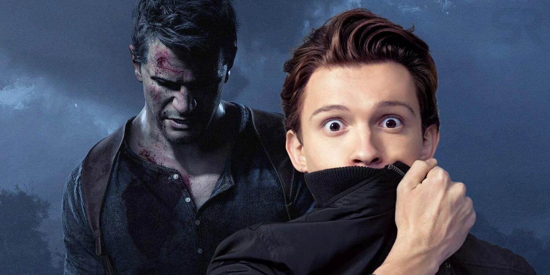 "Tom Holland tranquiliza a los fans sobre la ""maldita"" Uncharted"