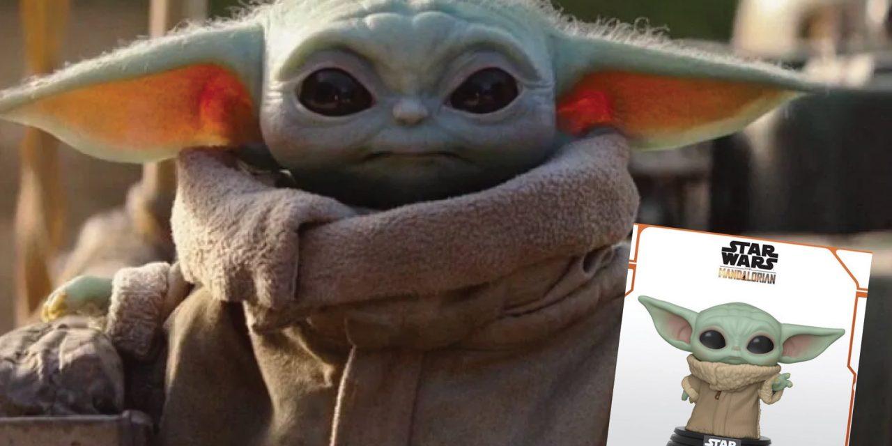 El tierno Baby Yoda es el Funko más vendido de la historia
