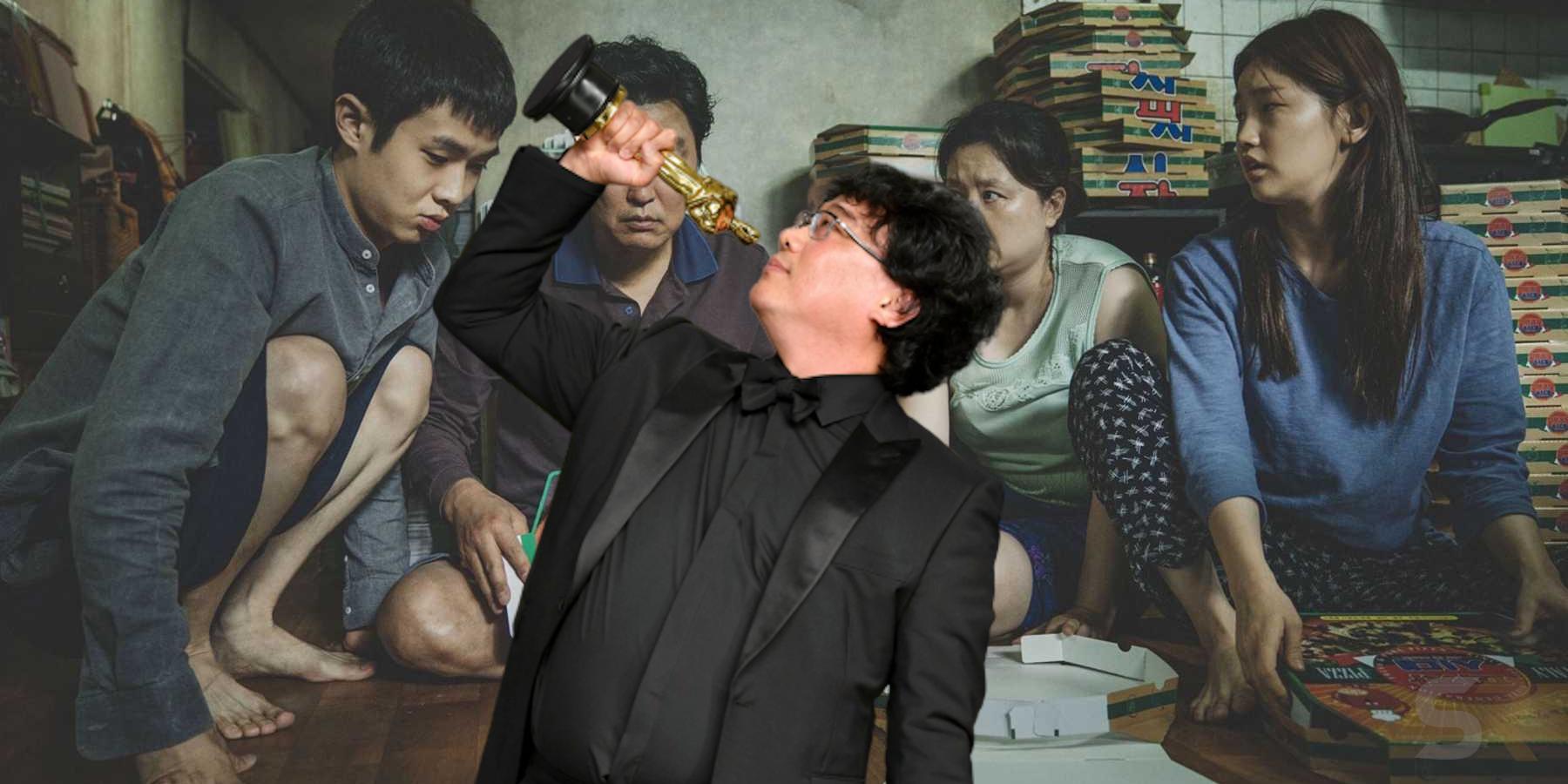Estos son los proyectos de Bong Joon Ho luego del Óscar