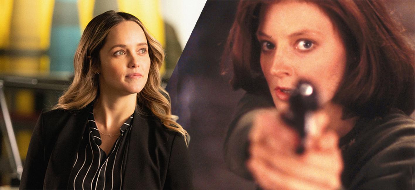 Clarice: la serie secuela de Silence of the Lambs ficha a Rebecca Breeds como protagonista