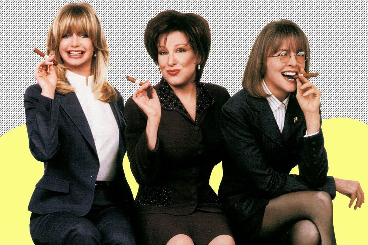 Tras 24 años, Bette Midler, Goldie Hawn y Diane Keaton juntas en nueva comedia