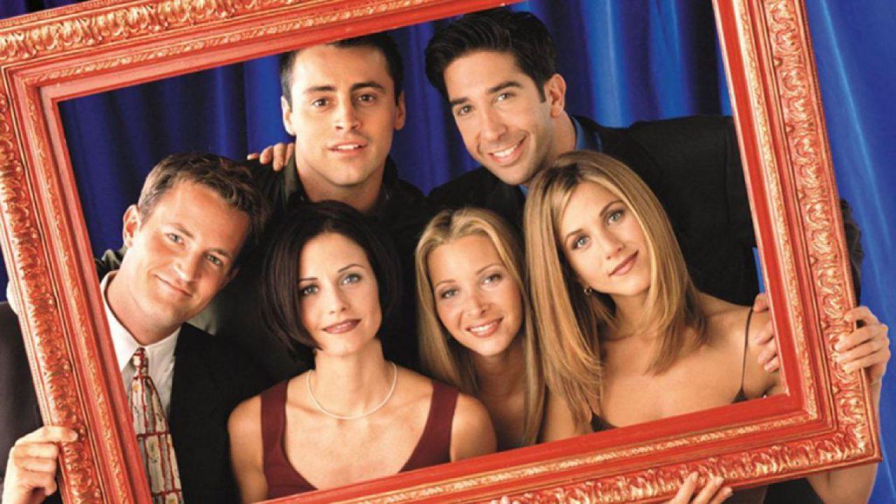 ES OFICIAL: Habrá reunión de FRIENDS en HBO Max