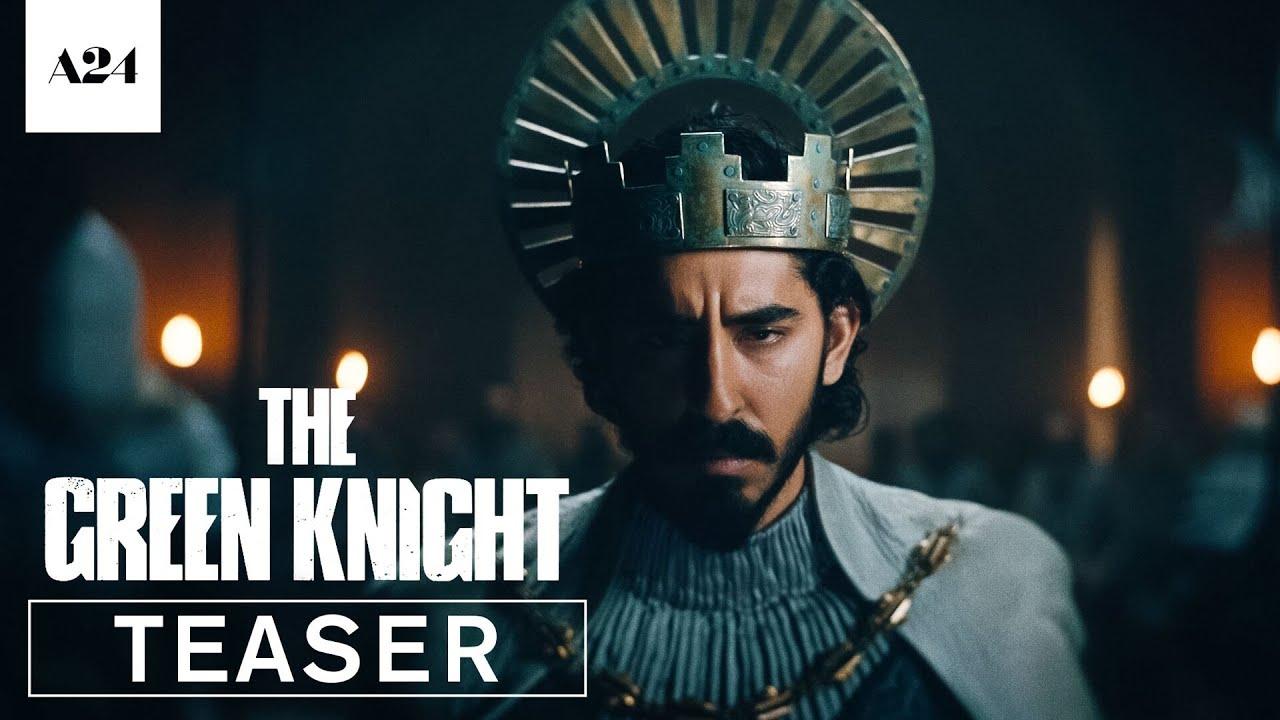 The Green Knight de David Lowery libera impresionante teaser