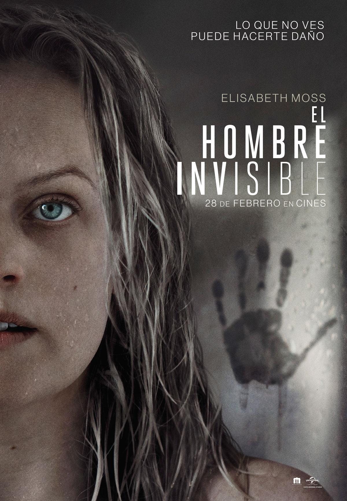 El remake The Invisible Man revela segundo tráiler