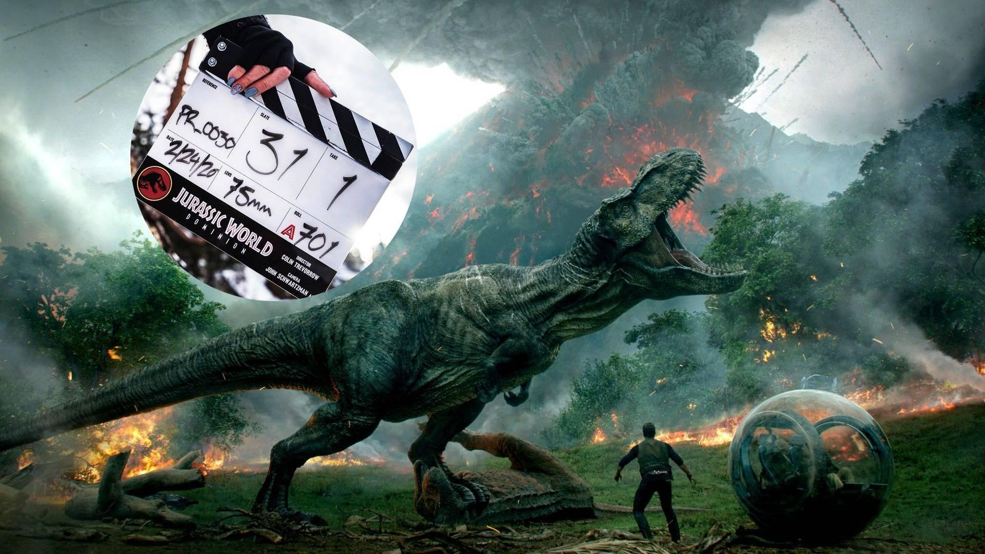 La secuela Jurassic World: Dominion arranca rodaje con Colin Trevorrow