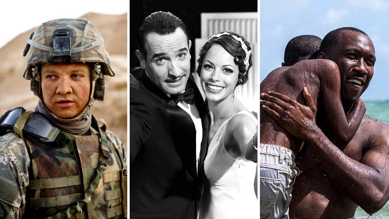 Todas las películas ganadoras del Óscar de la década del 2010