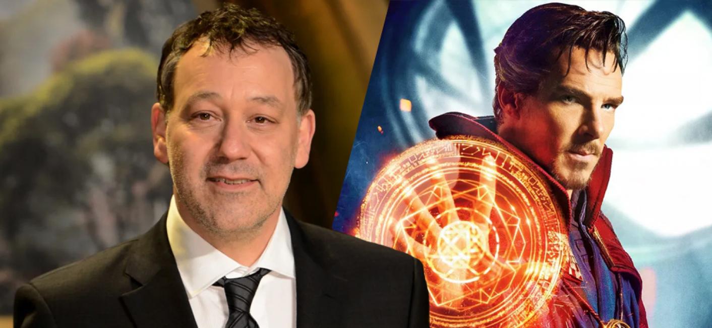 Sam Raimi dirigirá Doctor Strange: In the Multiverse of Madness