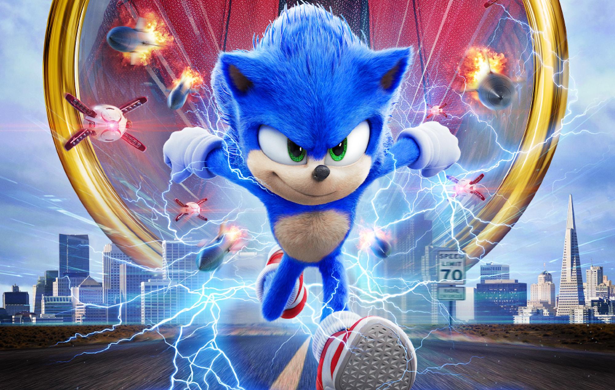 Sonic the Hedgehog logra el mejor estreno de una adaptación de videojuego