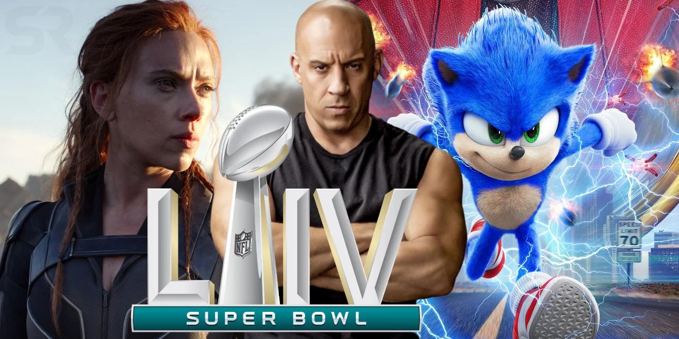 Todos los tráilers del Super Bowl LIV 2020