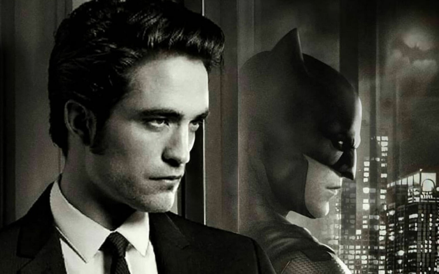 The Batman revela primer vistazo a Robert Pattinson con traje del superhéroe