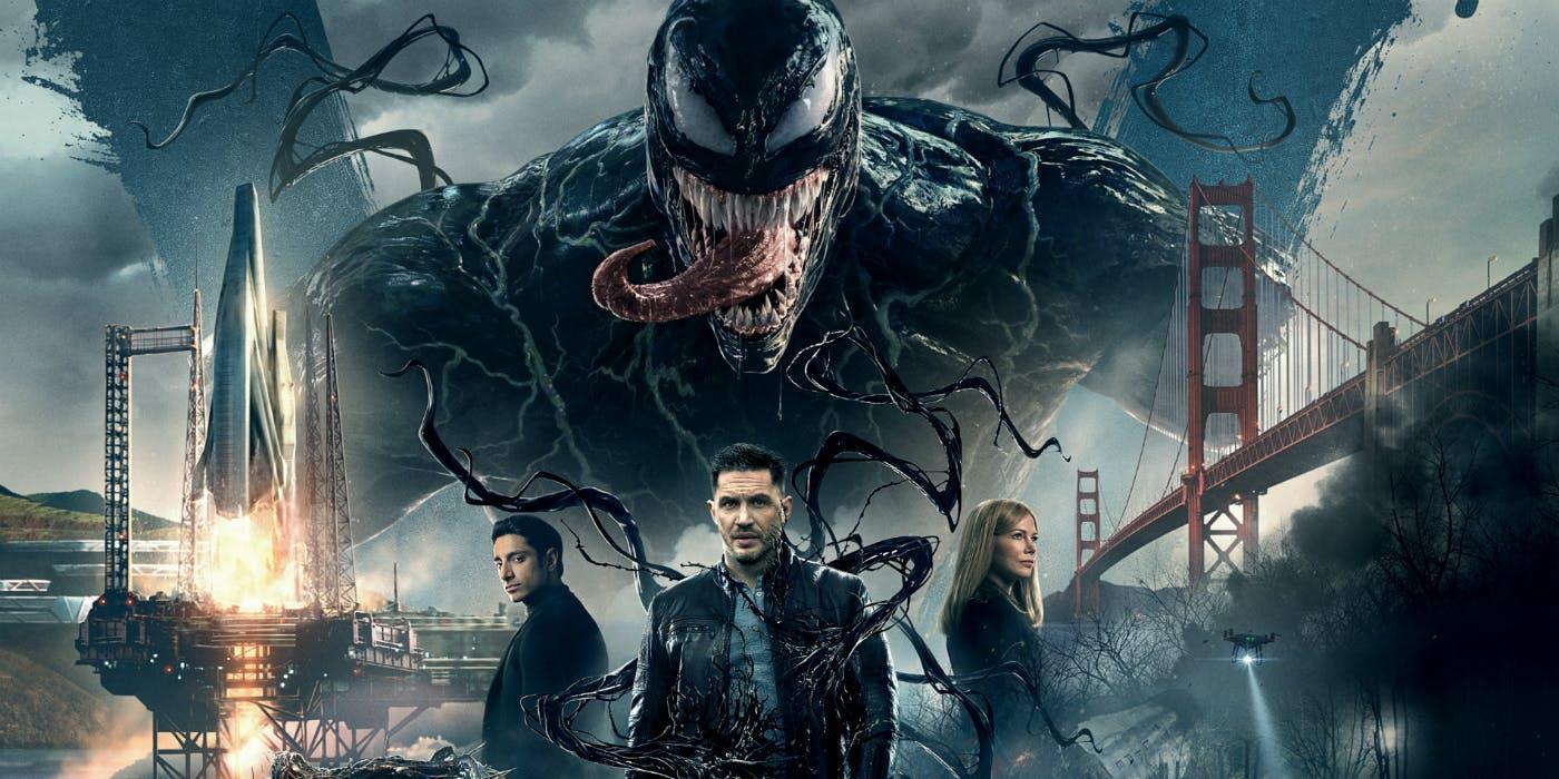 Primera imagen de Woody Harrelson en Venom 2 de Sony Pictures y Andy Serkis