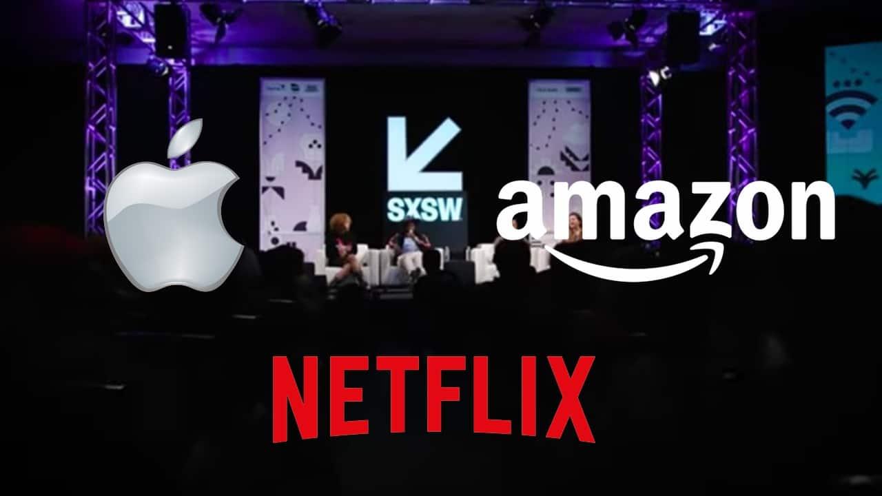 Apple y Netflix cancelan participación en SXSW por Coronavirus en EUA