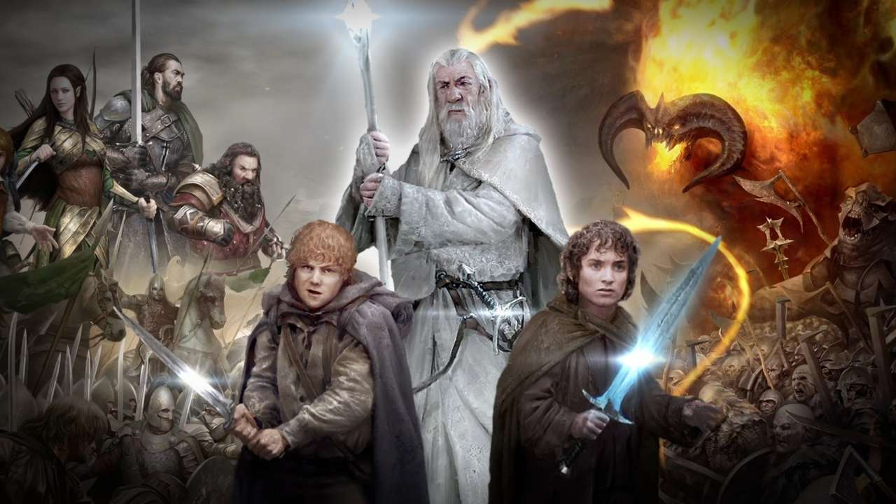 Amazon suspende rodaje de la serie Lord of the Rings por coronavirus COVID-19
