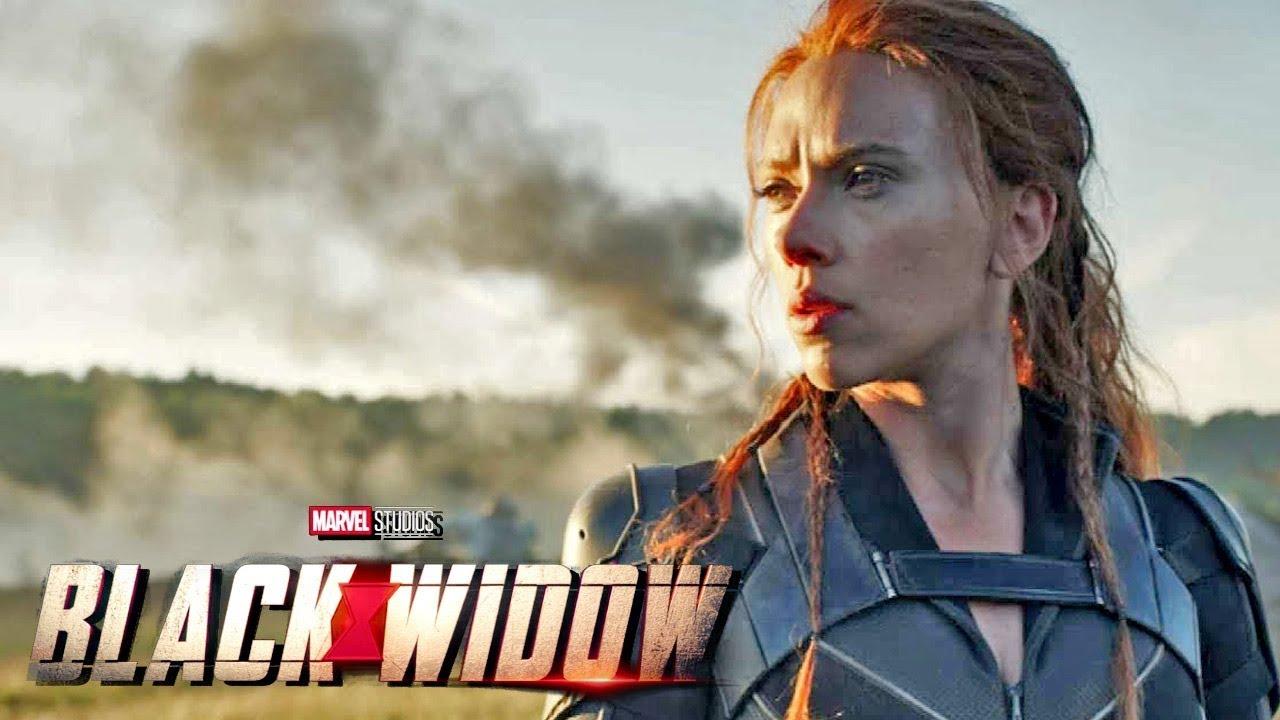 Ya tenemos el explosivo tráiler final Black Widow