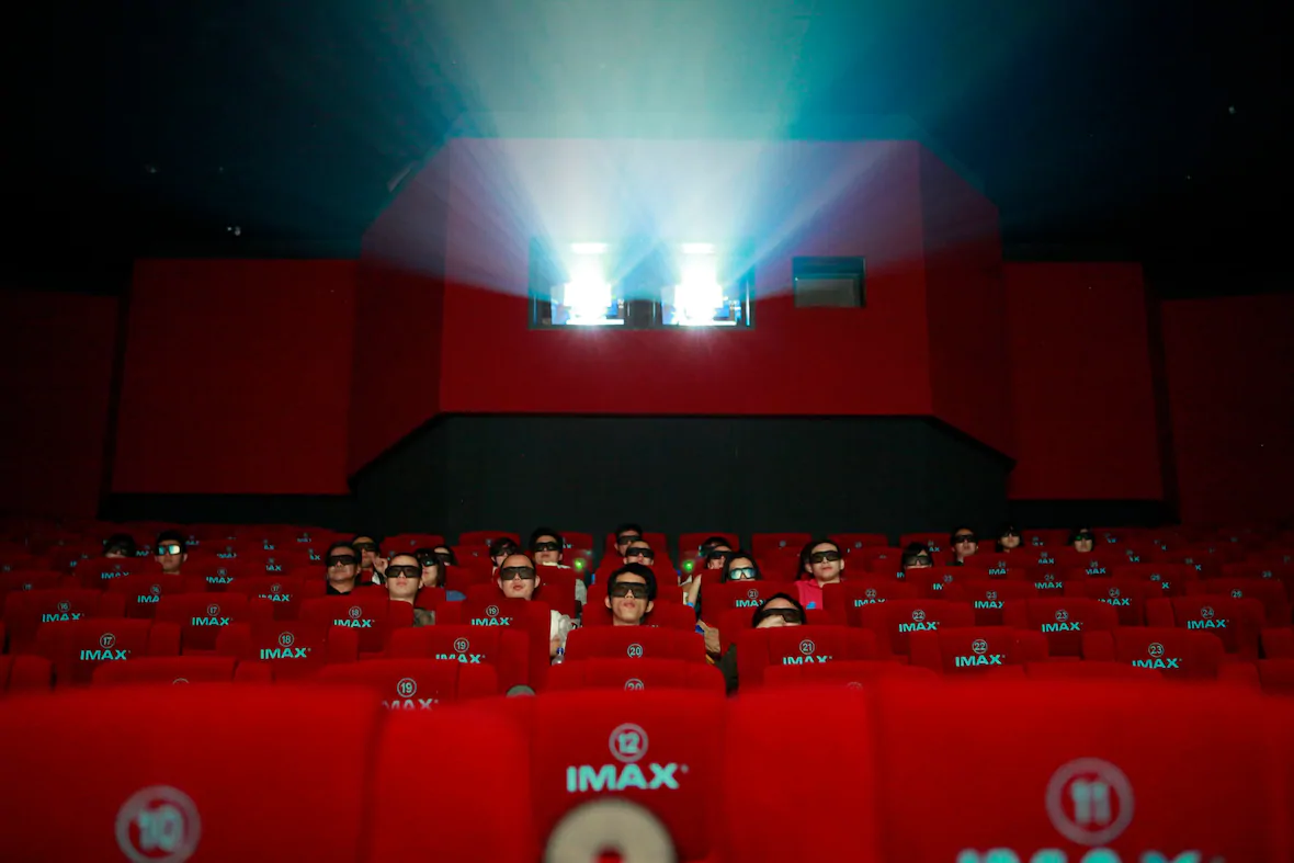 Coronavirus: China reabre 500 salas de cine en todo el territorio