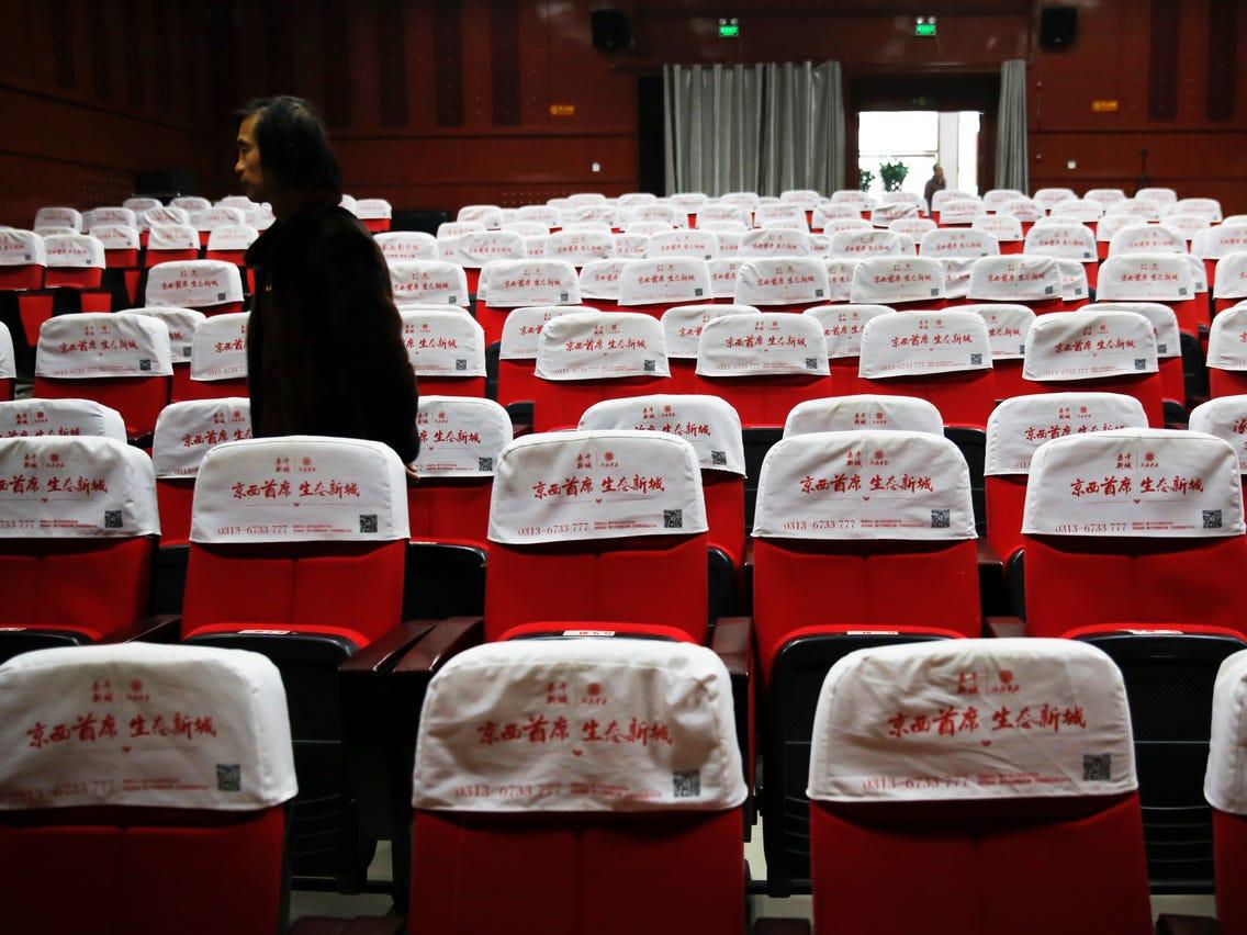 Coronavirus: China reabre 500 salas de cine