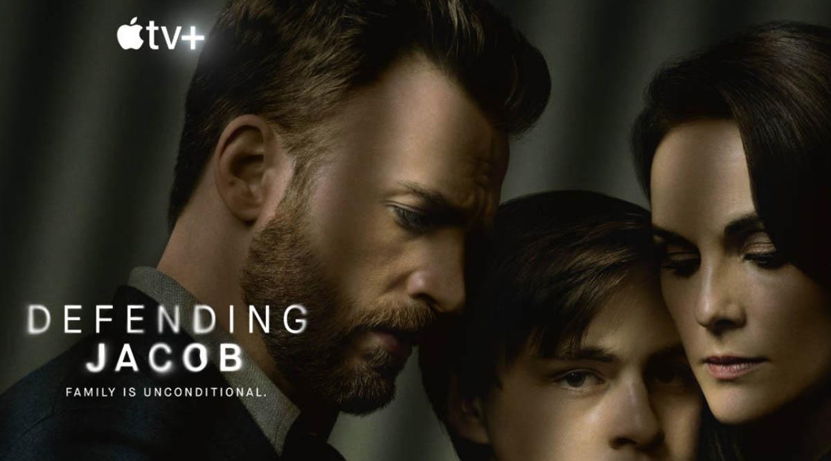 Defending Jacob de Apple TV+ revela tráiler con Chris Evans