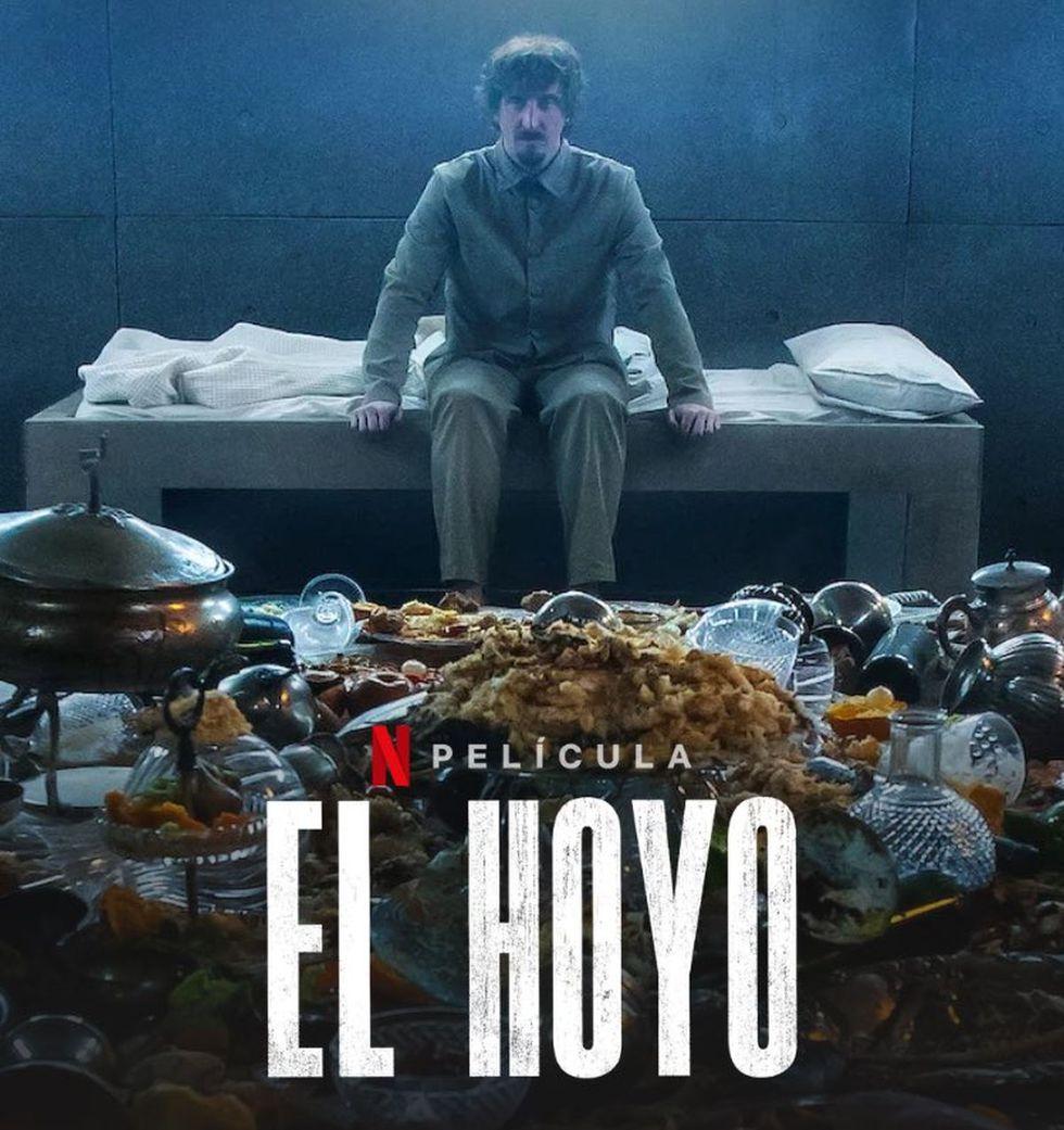 La película El hoyo es la más vista en Netflix