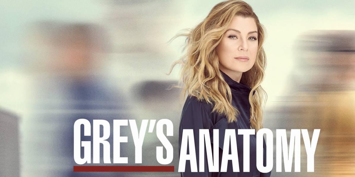 Grey's Anatomy acorta temporada 16 por coronavirus