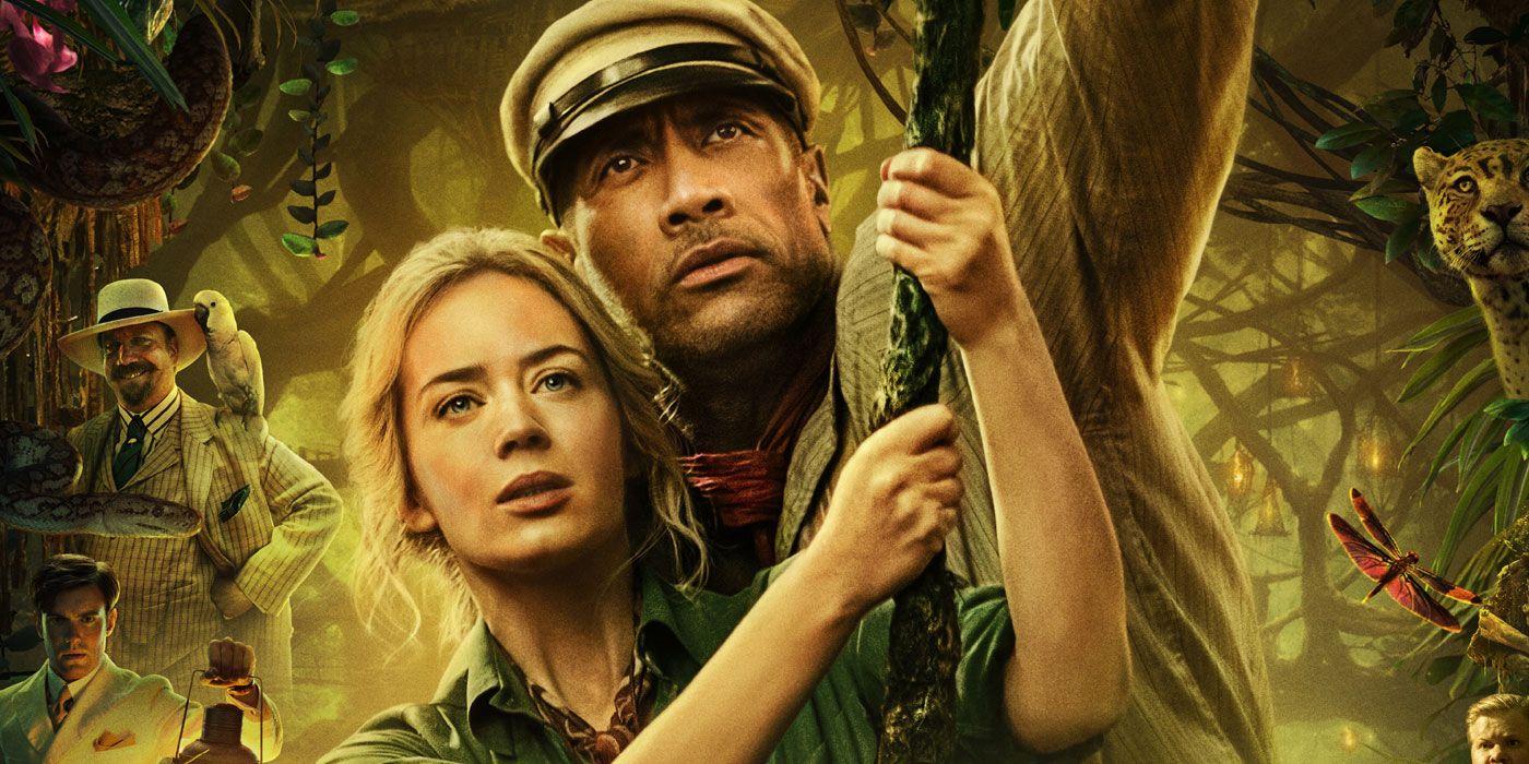 Jungle Cruise desata la aventura en nuevo tráiler oficial con Dwayne Johnson y Emily Blunt