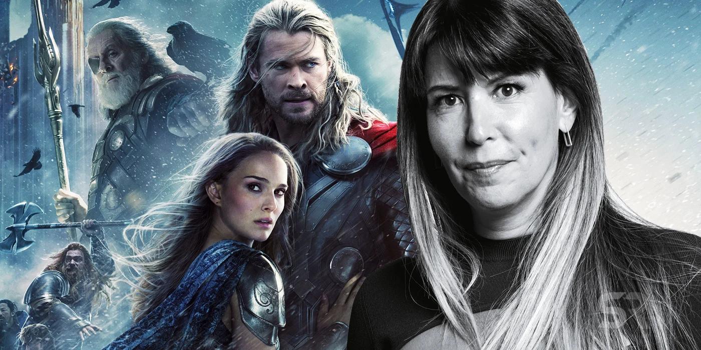 Patty Jenkins explica por qué no dirigió Thor: The Dark World
