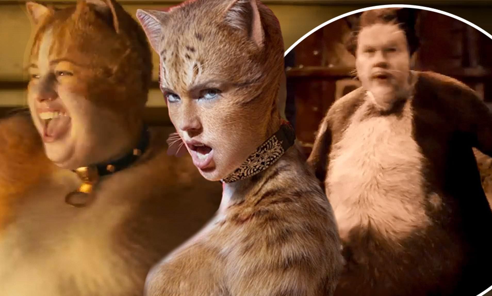 Cats arrasa en los Premios Razzies 2020... a lo peor del cine de 2019