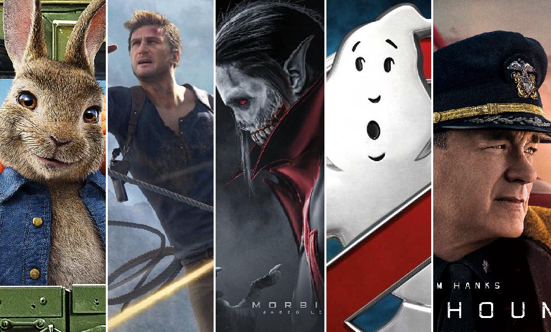 Sony Pictures pospone todos sus estrenos hasta 2021