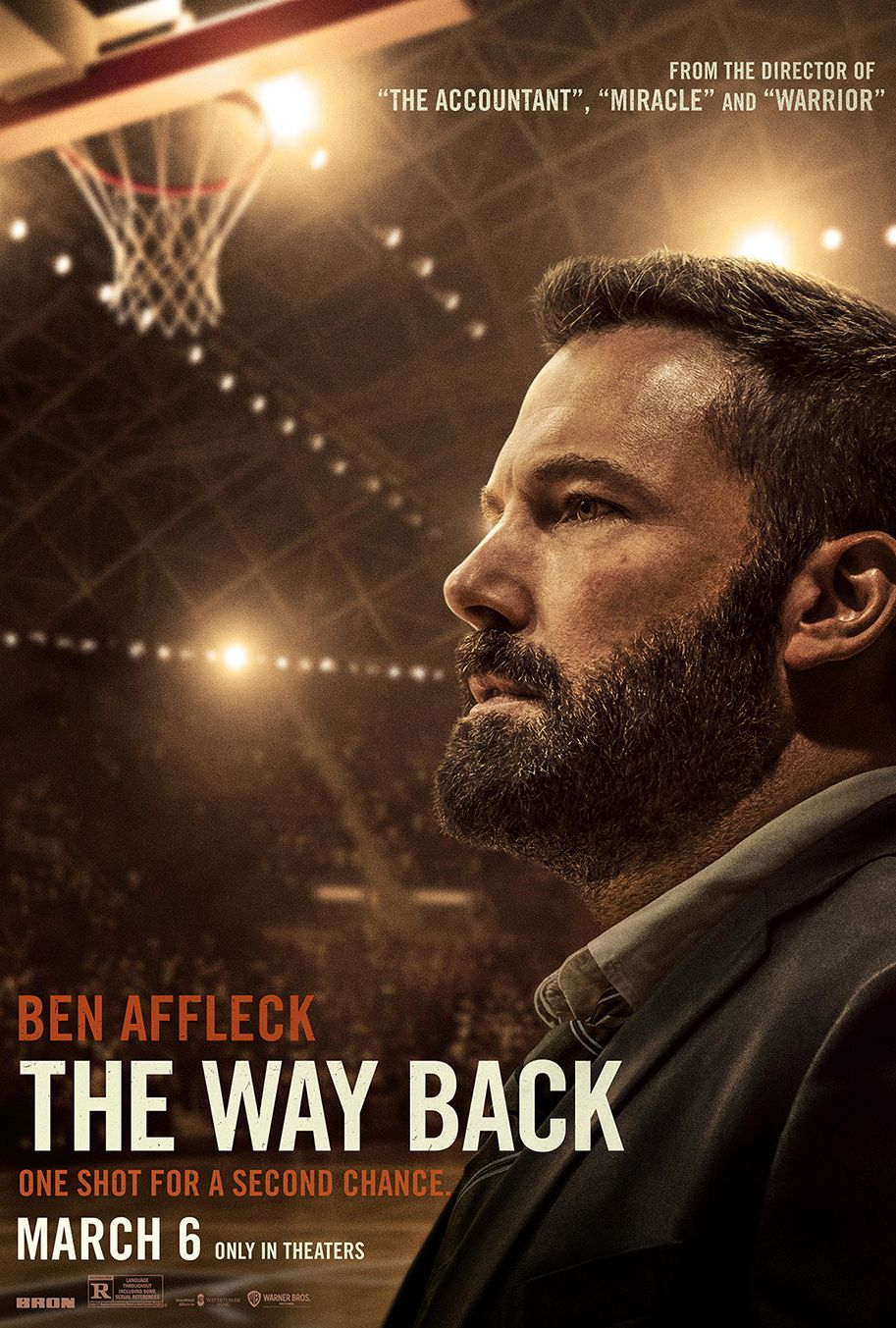 The Way Back de Ben Affleck adelanta estreno en VOD