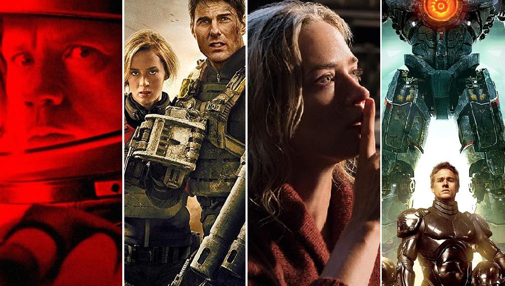 Cuatro películas ambientadas en el año 2020