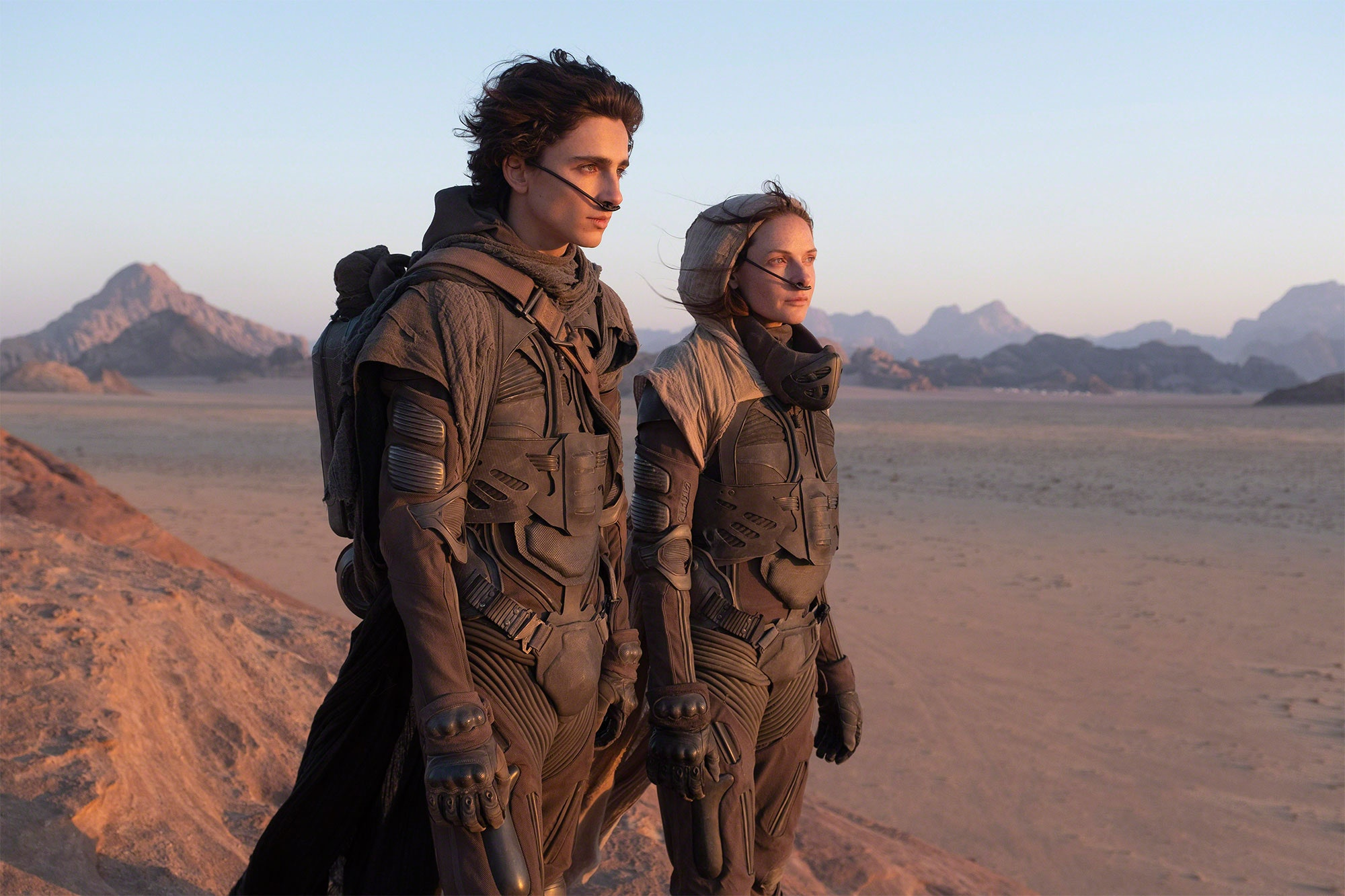 Más imágenes promocionales de Dune de Denis Villeneuve