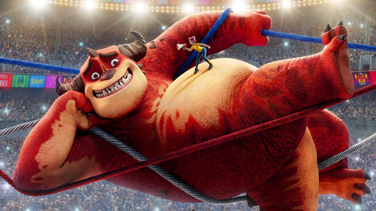 Rumble, de los primeros lanzamientos animados para el 2021