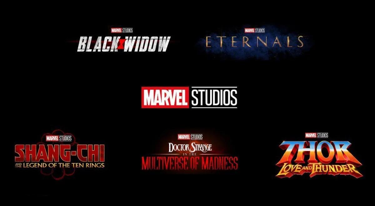 Disney y Marvel presentan su nuevo calendario de estrenos