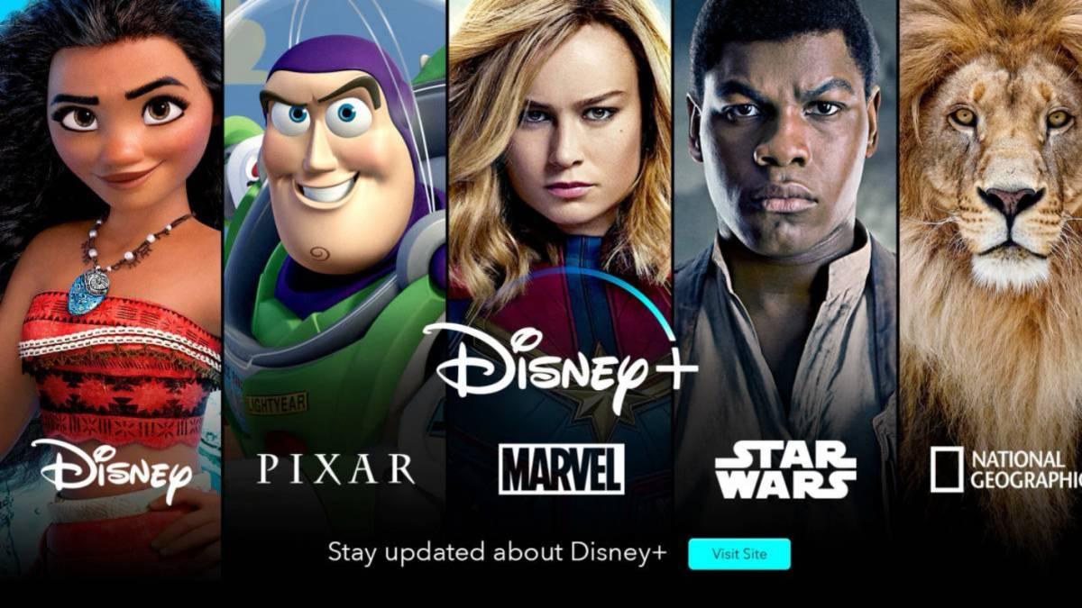Disney Plus alcanza 50 millones de suscriptores