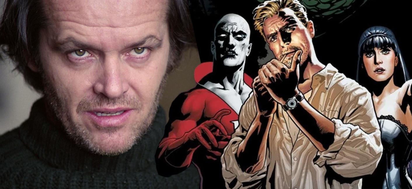 HBO Max hará series sobre Justice League Dark y The Shining