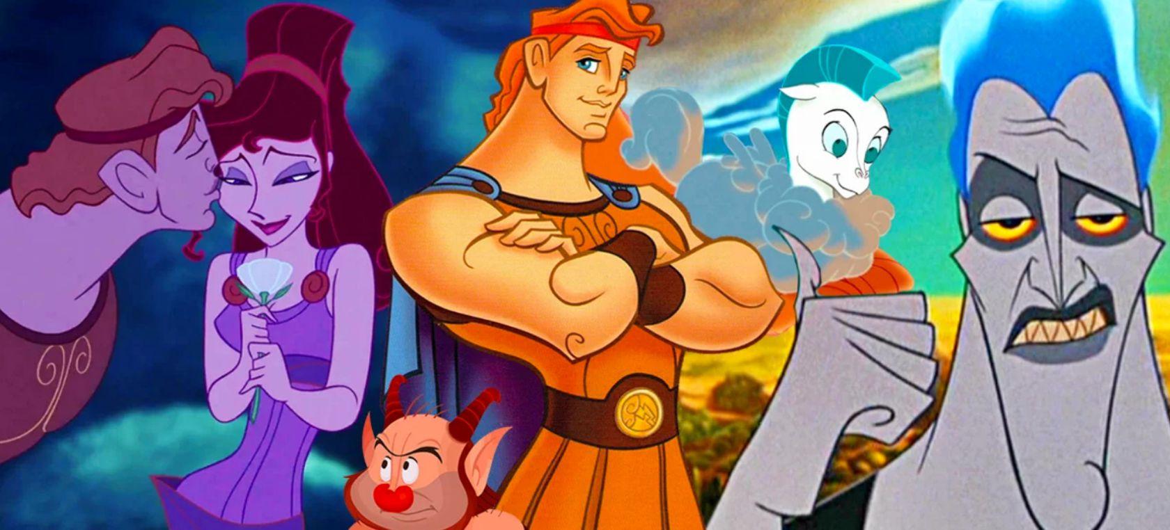 Hércules tendrá live-action con los hermanos Russo