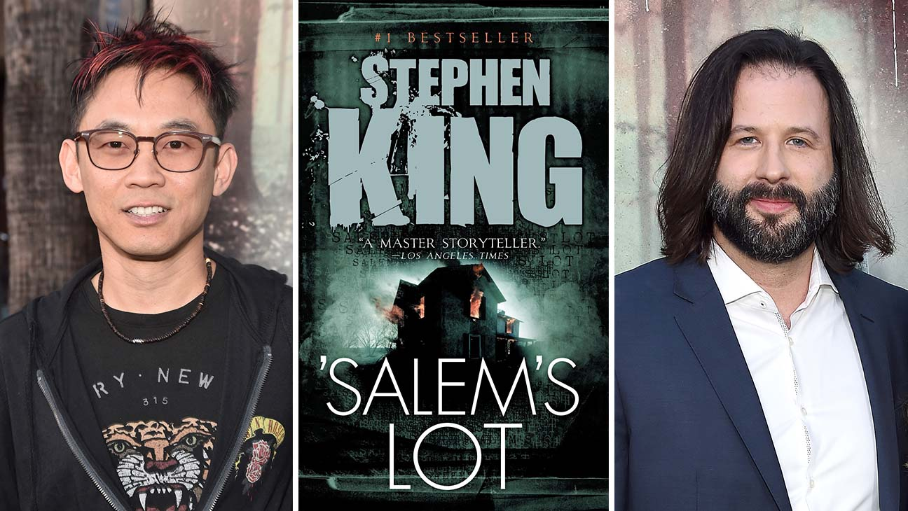 Gary Dauberman dirigirá adaptación de Salem's Lot producida por James Wan