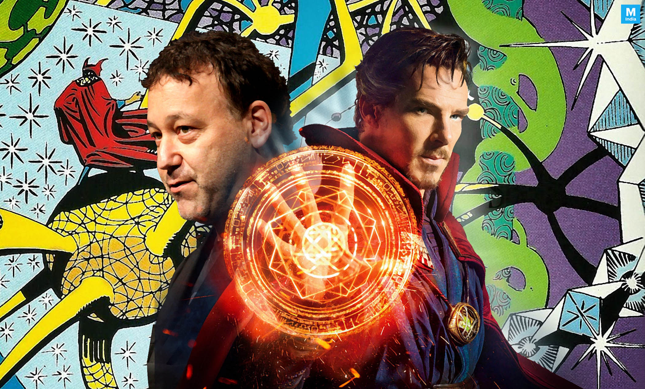 Sam Raimi confirma ser director de Doctor Strange in the Multiverse of Madness