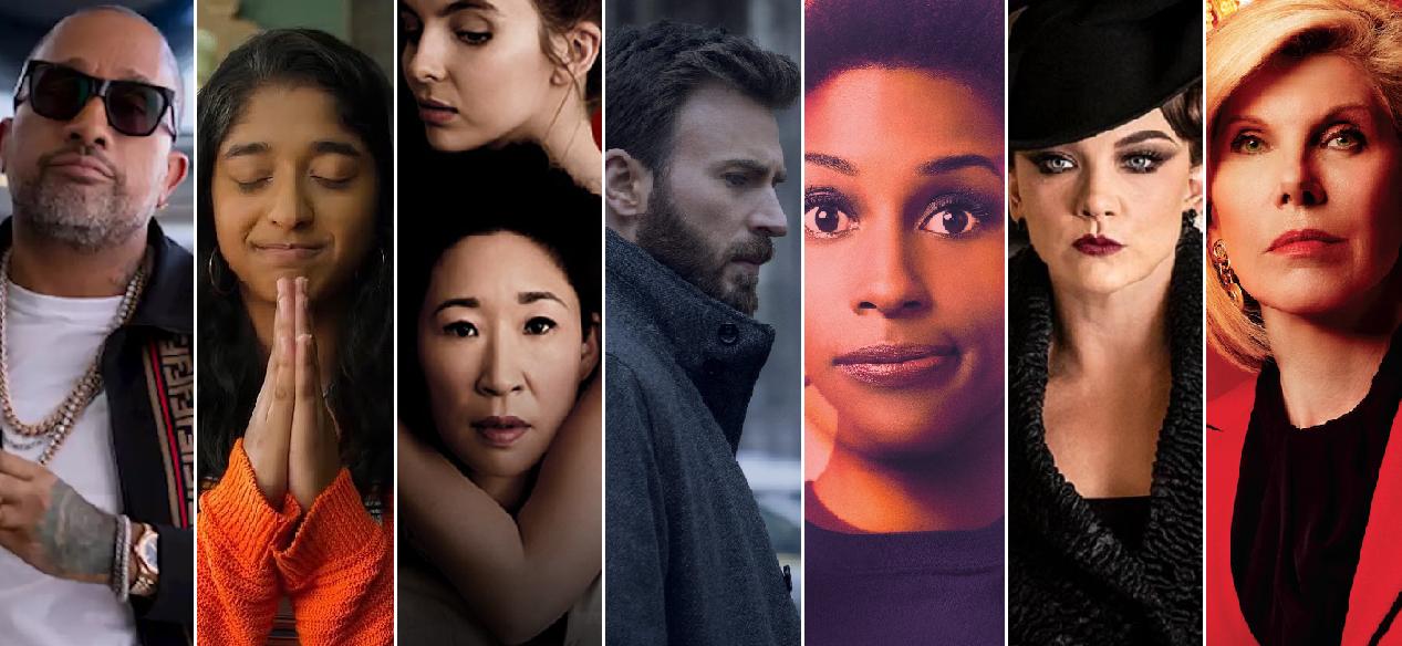 Las series imperdibles con estreno en abril