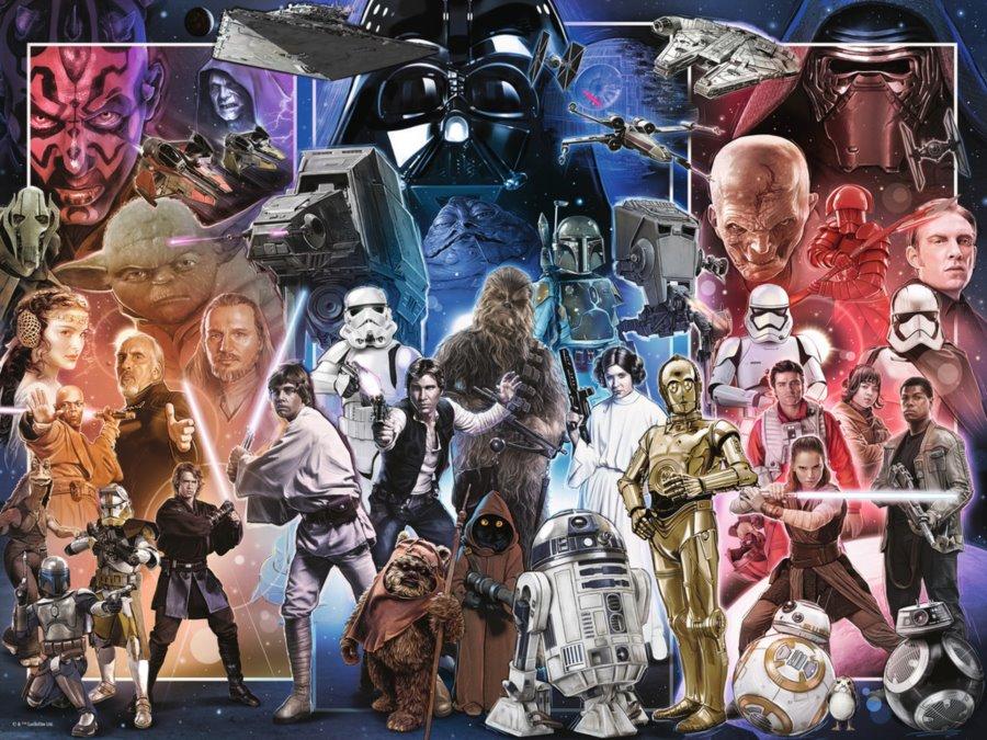 La saga completa Star Wars llega a Amazon Prime Video en mayo