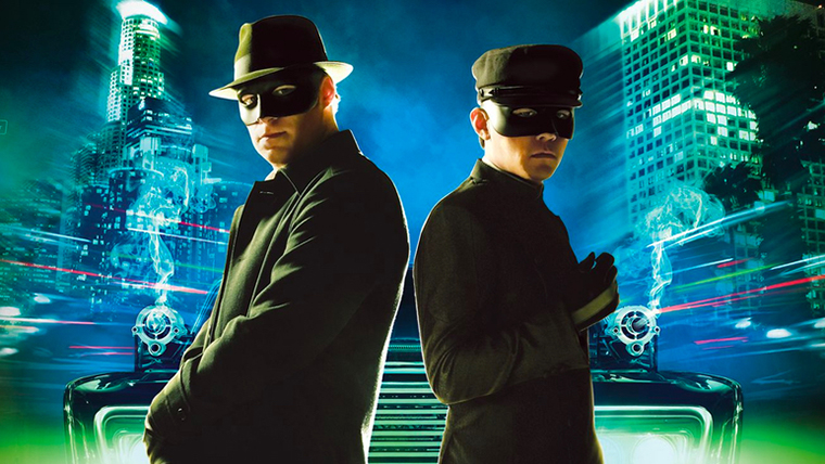 Universal desarrolla la película The Green Hornet and Kato