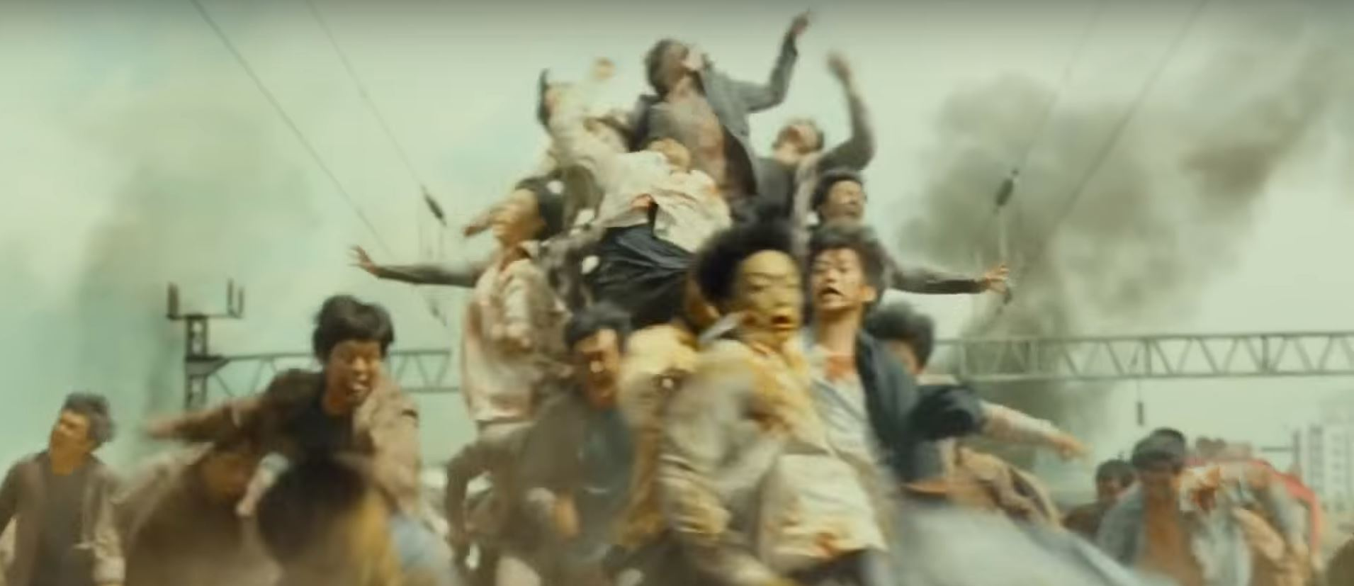 Alucinante teaser tráiler de Train to Busan 2: Peninsula
