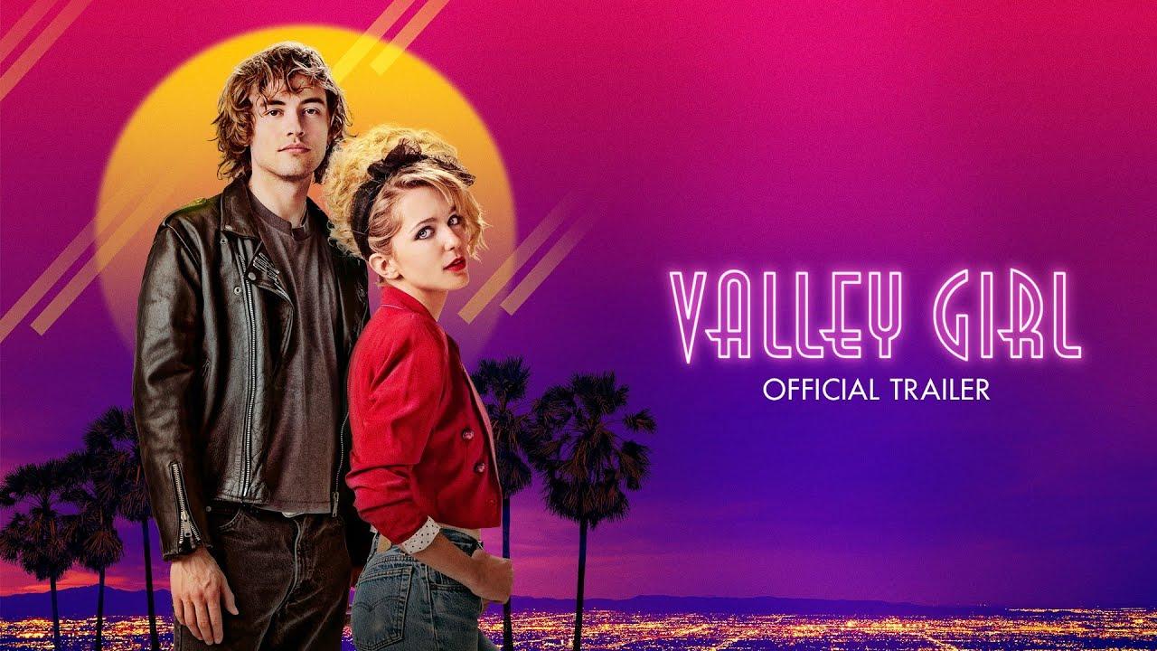 Ponte ochentero con el primer tráiler del remake de Valley Girl