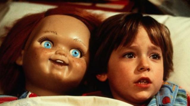 El diabólico Chucky te invita a fiesta virtual de Child's Play