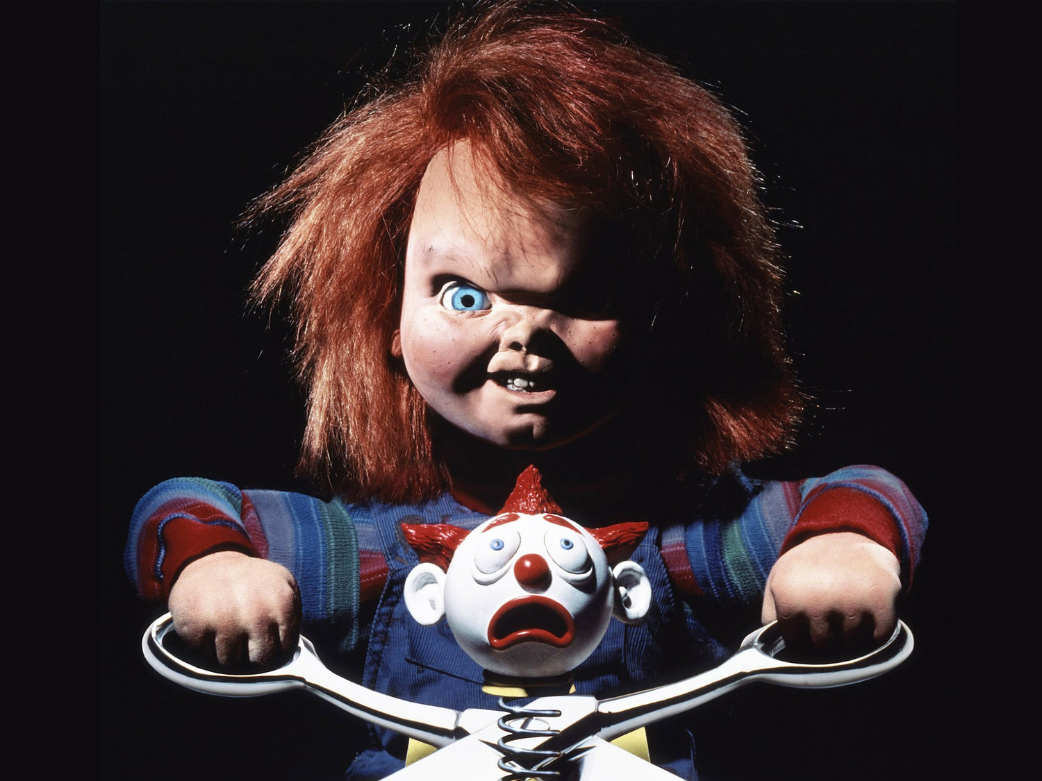 Chucky te invita a fiesta virtual de Child's Play