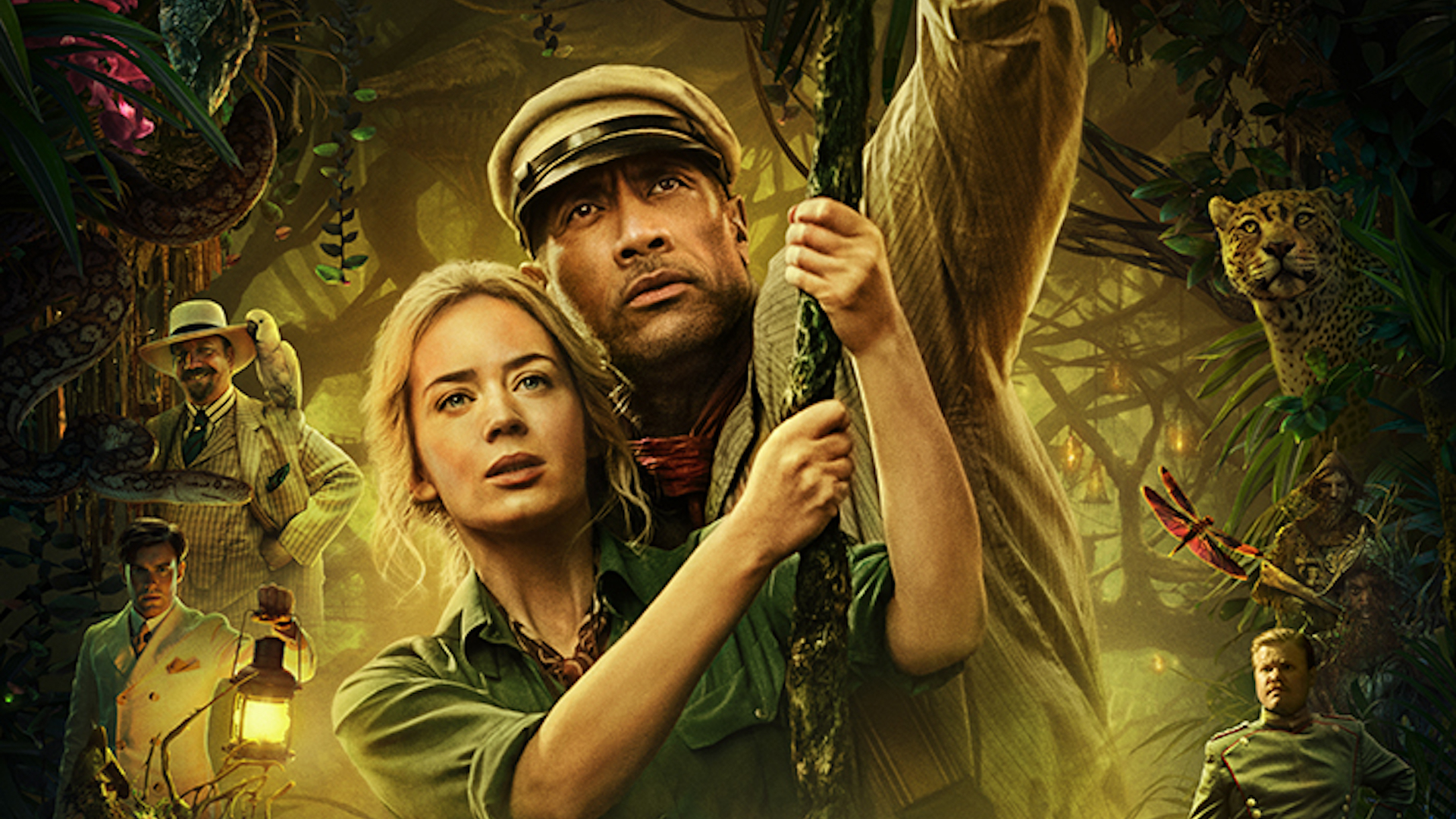 Dwayne Johnson y Emily Blunt tendrán superpoderes en Ball and Chain