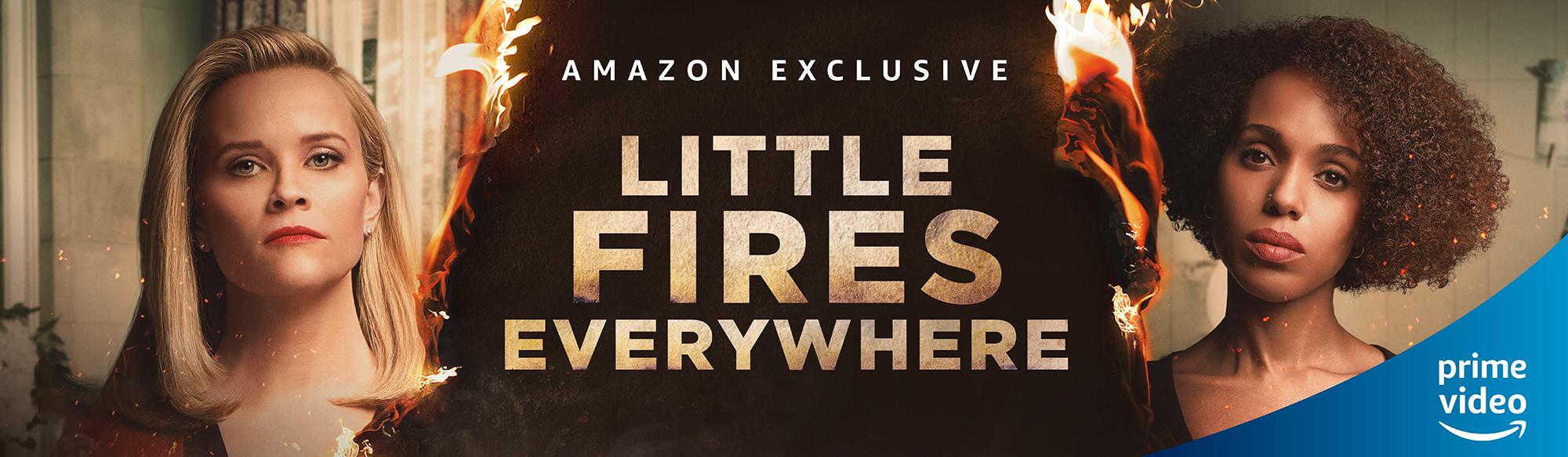 La miniserie Little Fires Everywhere llega a Amazon Prime Video