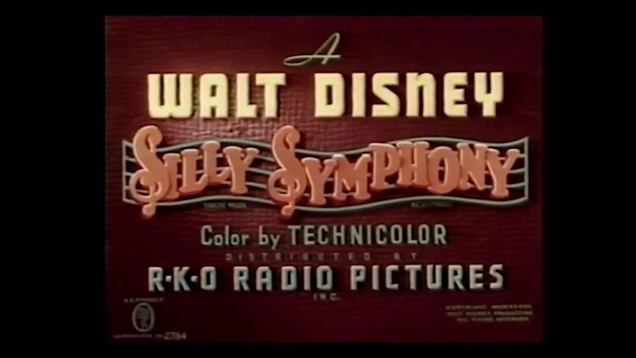 La época oro de los cortos animados