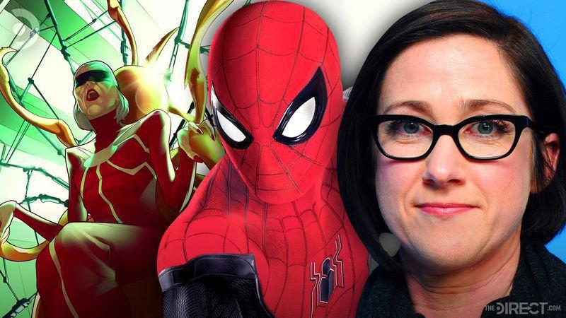 Sony desarrolla nueva película Marvel con SJ Clarkson