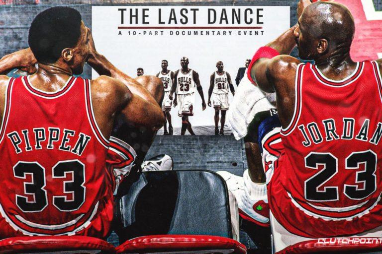 La docuserie de Jordan y los Bulls marca récords de audiencia