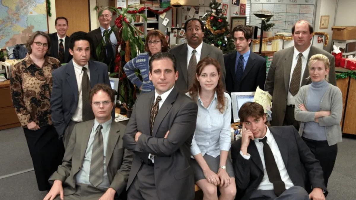 El elenco de The Office se reúne y recrea escena icónica